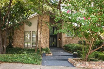 Single Family Home For Sale: 9603 Hilldale Drive