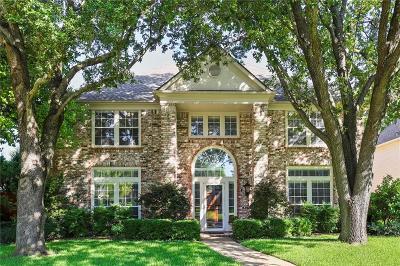 Richardson Single Family Home For Sale: 4422 Taylor Lane