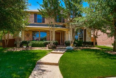Allen Single Family Home For Sale: 909 Pelican Drive