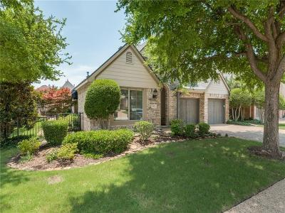 Frisco Single Family Home Active Option Contract: 5517 Travis Drive