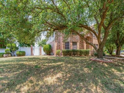 Grand Prairie TX Single Family Home Active Contingent: $289,000