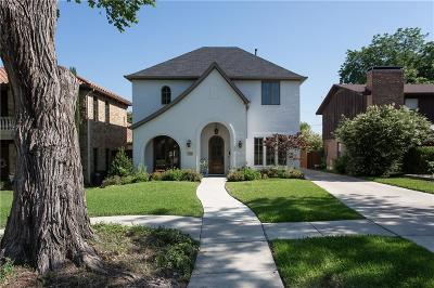Fort Worth Single Family Home For Sale: 3812 W 6th Street