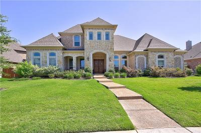 Prosper Single Family Home Active Contingent: 1910 Sweetwater Lane