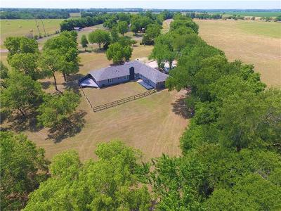 Anna Single Family Home Active Option Contract: 4003 Fm 2862