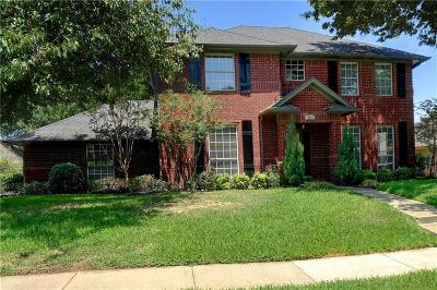 Keller Single Family Home For Sale: 1511 Cat Mountain Trail