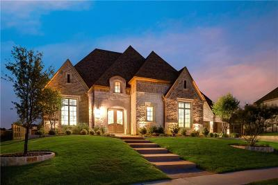Prosper Single Family Home For Sale: 730 Columbia Court