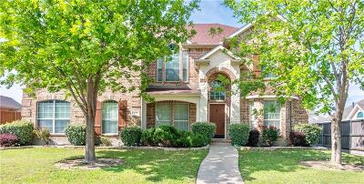 Single Family Home For Sale: 617 Memorial Hill Way