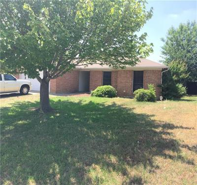 Terrell Single Family Home For Sale: 787 Beverly Drive