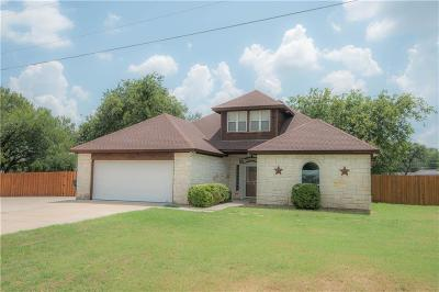 Granbury Single Family Home For Sale: 4110 Cherokee Court