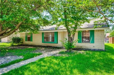 Allen Single Family Home For Sale: 906 Grassy Glen Drive
