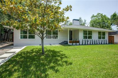 Dallas County Single Family Home For Sale: 908 Knott Place