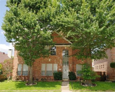 Coppell Single Family Home For Sale: 571 Cheshire Drive