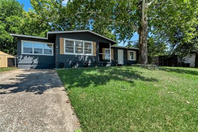 Garland Single Family Home For Sale: 2112 Delano Drive