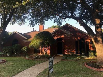 Allen Single Family Home For Sale: 1507 Quail Run Drive