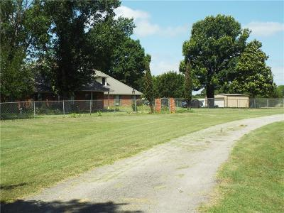 Corsicana Single Family Home Active Option Contract: 17820 Fm 1126