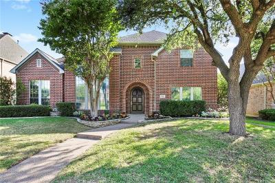Plano Single Family Home For Sale: 5105 Captiva Drive