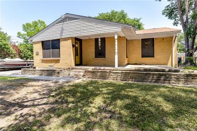 Carrollton Single Family Home Active Contingent: 1003 E Alan Avenue