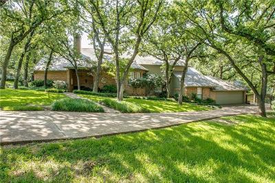 Arlington Single Family Home Active Option Contract: 703 Portofino Drive