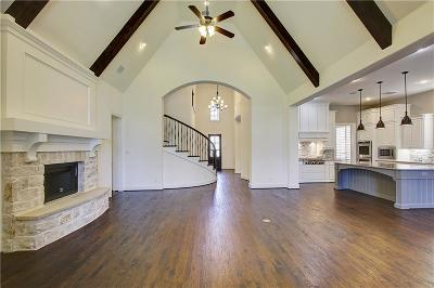 Frisco Single Family Home Active Contingent: 13852 Leland Drive