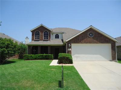 Cross Roads Single Family Home For Sale: 8705 Wagon Trail