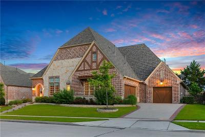 Prosper Single Family Home For Sale: 4060 Teton Place