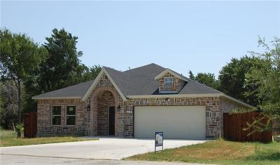 Grand Prairie Single Family Home Active Option Contract: 1518 Avenue B