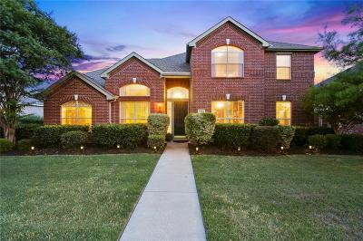Frisco Single Family Home Active Contingent: 7881 Thistletree Lane