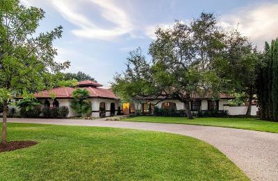 Single Family Home For Sale: 5405 Bent Tree Drive