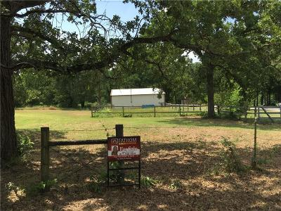 Alvarado Residential Lots & Land Active Option Contract: Tbd3 Cr 810 N