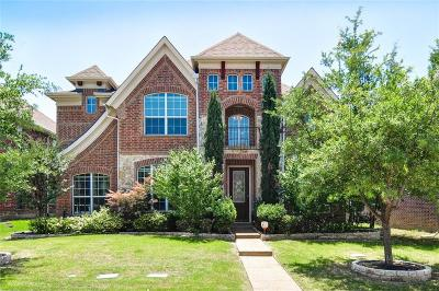 Frisco Single Family Home Active Option Contract: 2339 Kittyhawk Drive