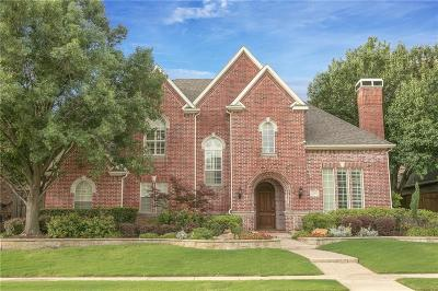 Plano Single Family Home For Sale: 5748 Clarendon Drive