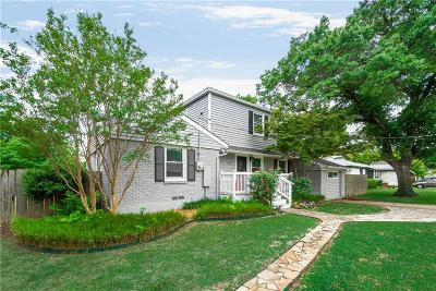 Single Family Home For Sale: 3940 Cortez Drive