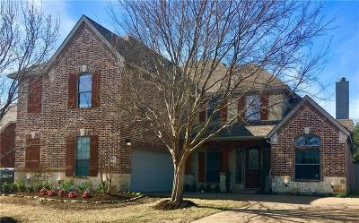 Hurst Single Family Home For Sale: 3417 Bear Creek Drive