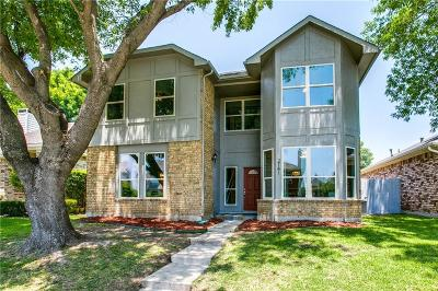 Carrollton Single Family Home Active Option Contract: 2141 Falcon Ridge Drive