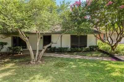 Townhouse For Sale: 13716 Flagstone Lane