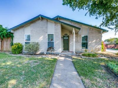 Rowlett Single Family Home Active Option Contract: 3202 Cedar Lane