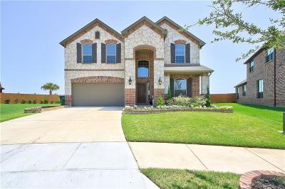 Prosper Single Family Home For Sale: 2020 Woodlawn Trail