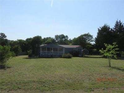 Anna TX Single Family Home For Sale: $119,900
