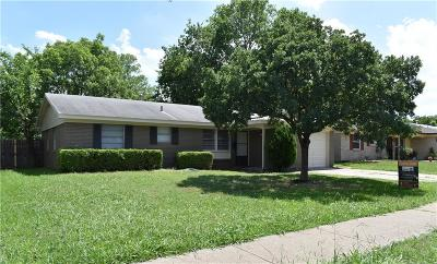 Farmers Branch  Residential Lease For Lease: 2962 Hollandale Lane