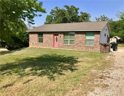 Azle Single Family Home For Sale: 424 Cedarwood Street