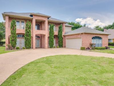 Rockwall Single Family Home Active Option Contract: 2701 Cedar Court