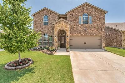 Prosper Single Family Home Active Contingent: 5641 Coventry Drive