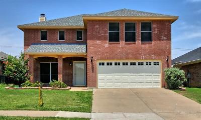 Single Family Home For Sale: 319 Tioga Drive