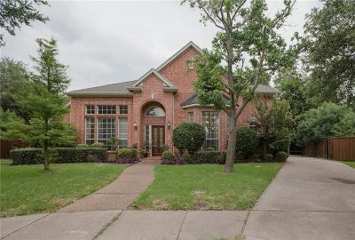 Allen Single Family Home For Sale: 700 Athens Court