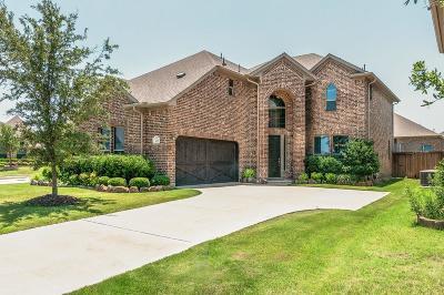 Keller Single Family Home For Sale: 628 Rockhurst Trail