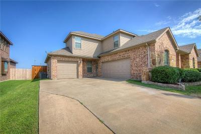 Forney Single Family Home For Sale: 317 Timber