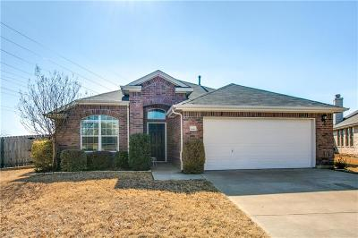 Fort Worth Single Family Home For Sale: 15420 Adlong Drive