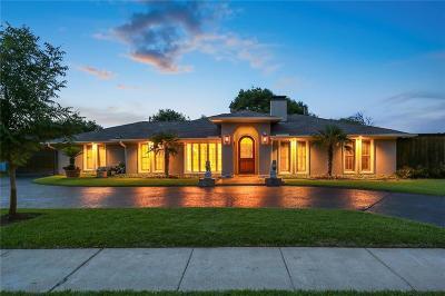 Single Family Home For Sale: 2902 Canyon Creek Drive