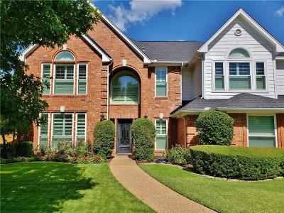 Coppell Single Family Home For Sale: 204 Spyglass Drive