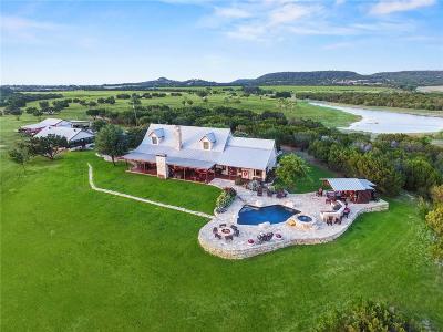 Erath County Farm & Ranch For Sale: 3053 County Road 196